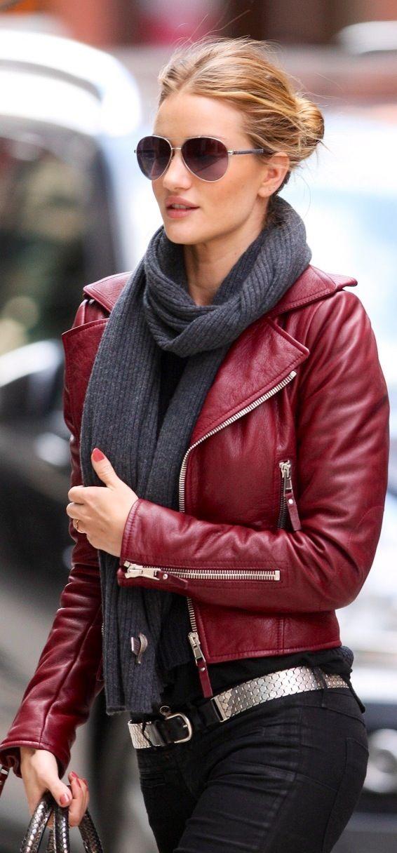 Rosie Huntington-Whiteley Street Style