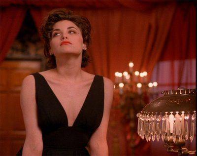 Audrey in Twin Peaks