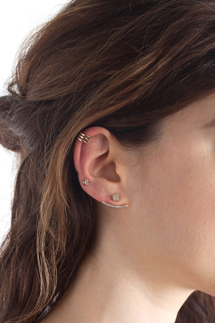 10 Ear Cuffs That Will Help You Fake A Cartilage Piercing