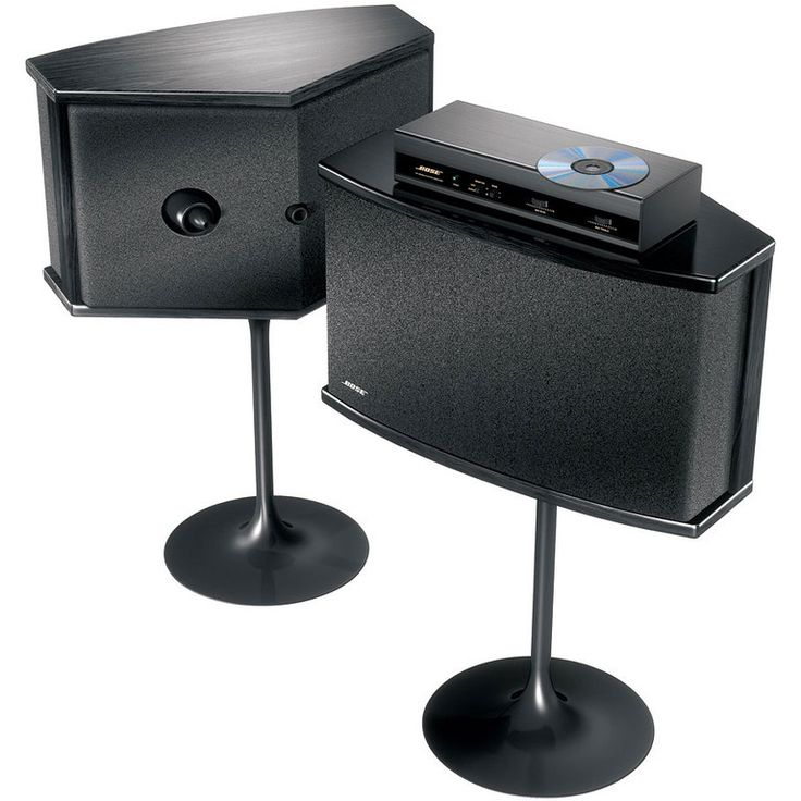 "Bose 901 VI Sistema de Colunas Direct/Reflecting: O poder da performance ""ao vivo"""