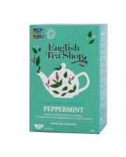 Peppermint tea by English Tea Shop via Wereldwinkel