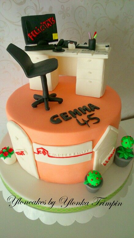 Tarta secretaria,  secretary cake