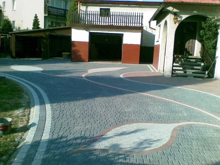 Pavement designs for homes. Paving Design Ideas