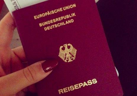 Deutscher Pass ist nicht mehr der beste der Welt