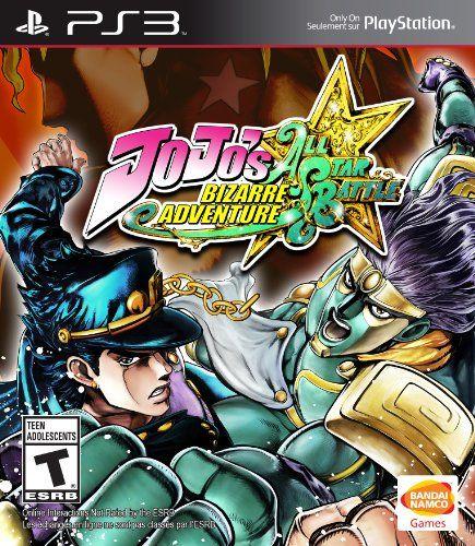 JoJo's Bizarre Adventure: All-Star Battle - PlayStation 3 - Available at Amazon.