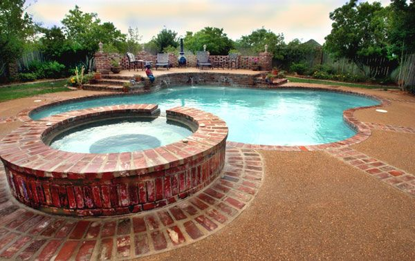Swimming Pool, Spa, BBQ, Fire Pit, Stone Works, Water Features ...