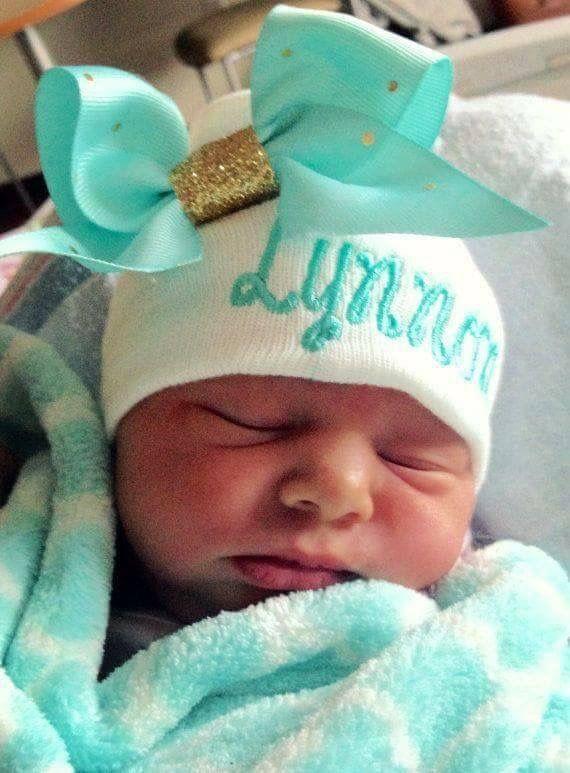 A cute baby girl!