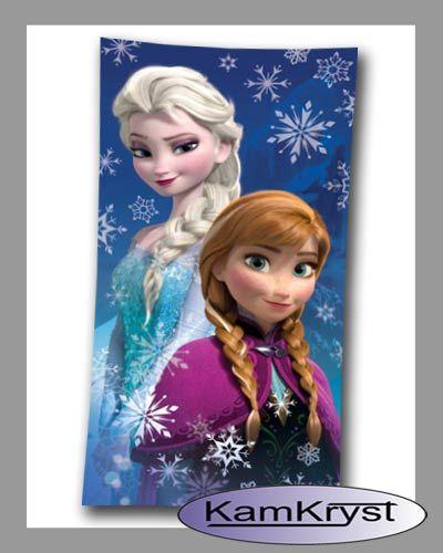 Ręcznik Frozen - ręcznik plażowy dla dzieci z postaciami z filmu Disneya Frozen http://www.kamkryst.pl/recznik-frozen-p-940.html Zapraszamy na strony sklepu #frozen