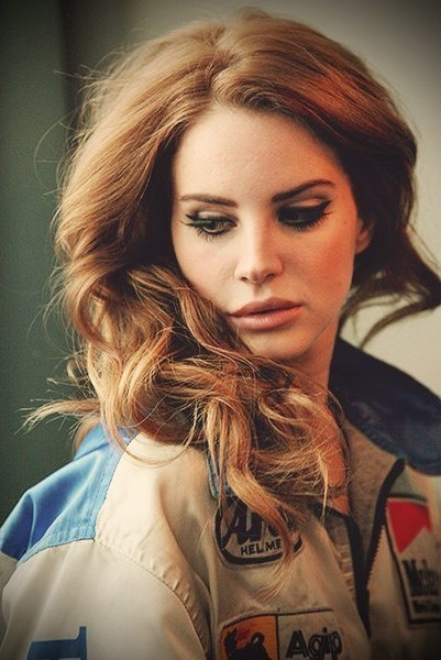Lana Del Rey: Lanadelrey, Lana Del Rey, Eye Makeup, Long Hairstyles, Hair Makeup, Woolen Ray, Lanadelray, Hair Color, Summer Clothing