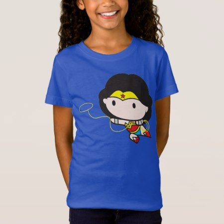 Chibi Wonder Woman T-Shirt - click to get yours right now!