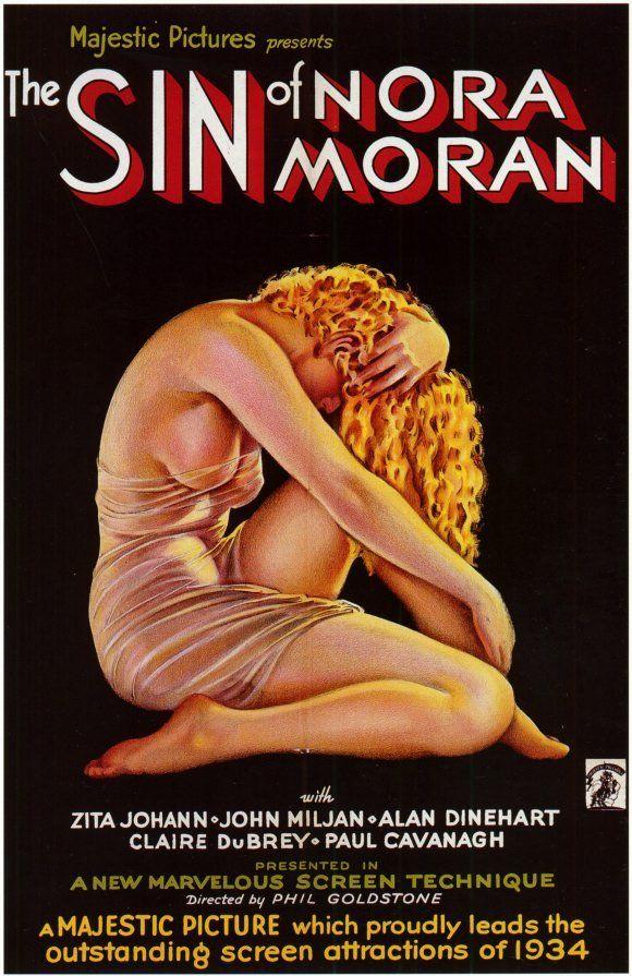 """#2 """"The Sin of Nora Moran"""""""