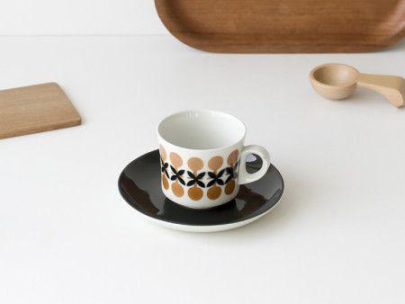 Arabia Finland vintage cup & saucer