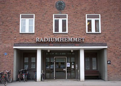 Radiumhemmet – Wikipedia