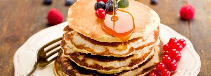 3x 'gezonde pannenkoeken. | Willen jouw kinderen ook al-tijd pannenkoeken eten? Met deze 3 recepten geef je ze ook nog ietsgezonds mee.