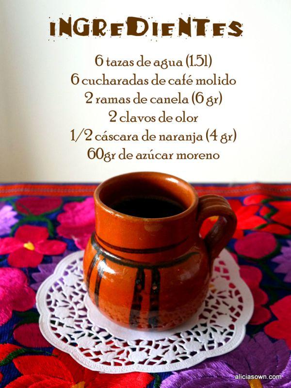 Café A La Mexicana