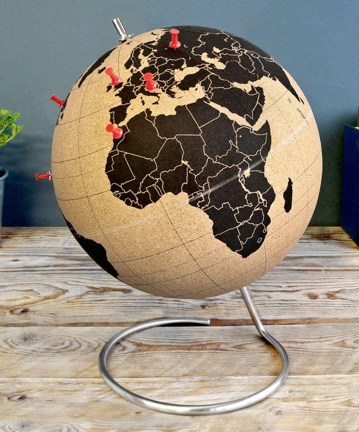 Another great find on #zulily! Cork Globe by Suck UK #zulilyfinds