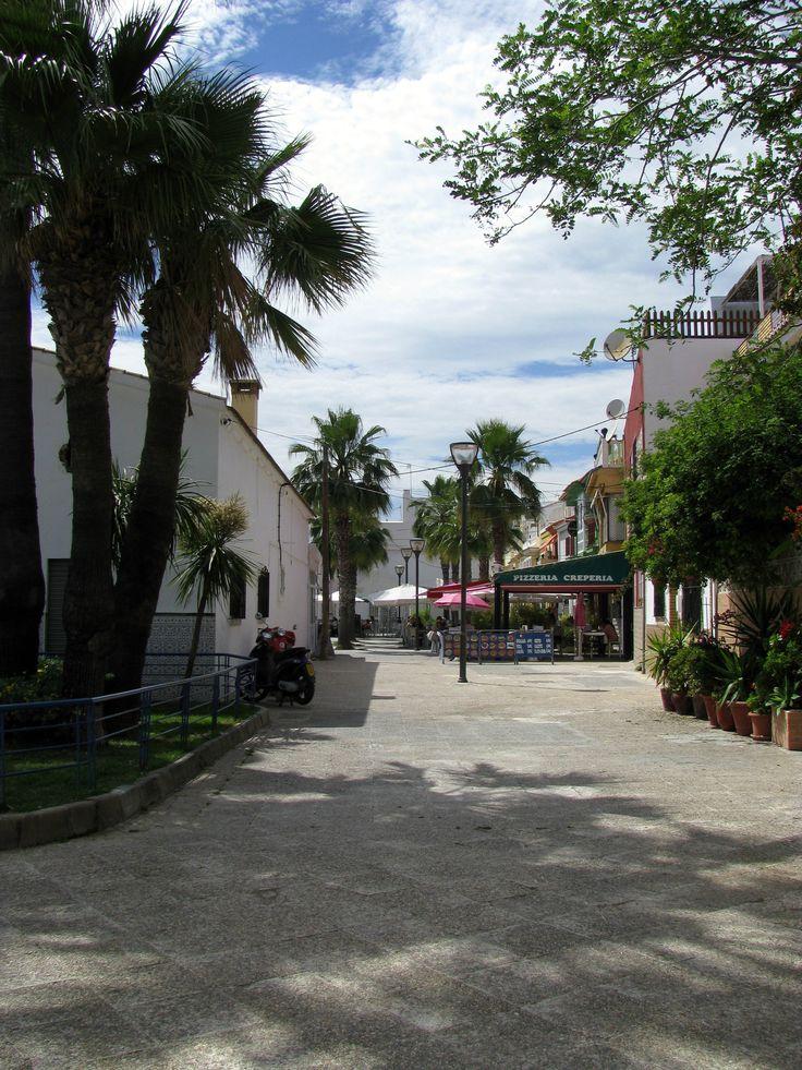 THE VILLAGE - - Playa de Pedregalejo, Malaga, Spain
