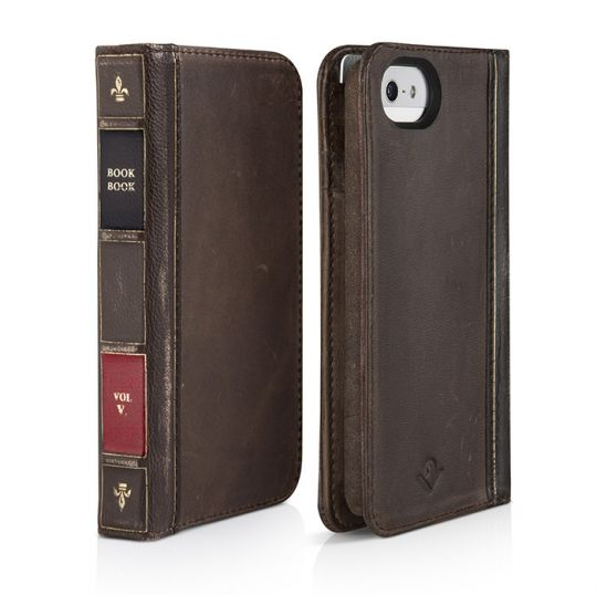 Twelve South BookBook is already a classic among all book-style smartphone covers