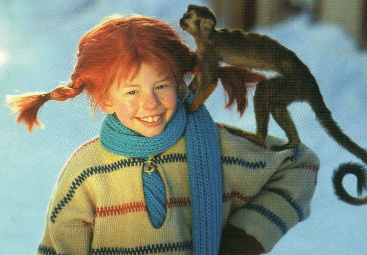 Pippi Longstocking | Obsessions (new and old) | Pinterest