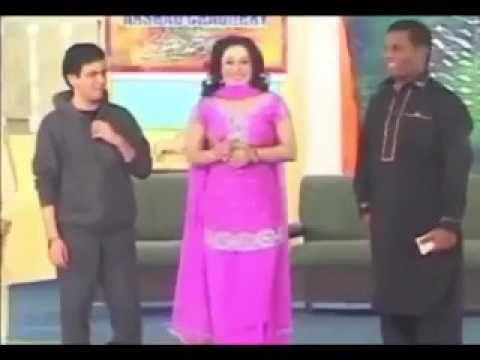 Punjabi Comedy Stage Drama Of Amanat Chan and Tariq taddy, Punjabi Comed...