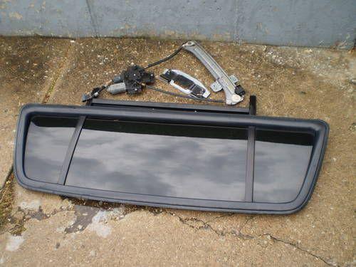 2005 Ford Explorer Sport Trac >> 01 02 03 2004 2005 Ford Explorer Sport Trac Rear Sliding ...
