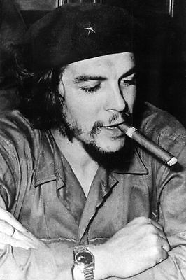 Che Guevara Cuban revolutionary leader Poster Fabric 60x90cm Print Decor 9