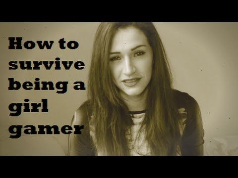 HOW TO SURVIVE BEING A GIRL GAMER! | Squid Gaming - YouTube