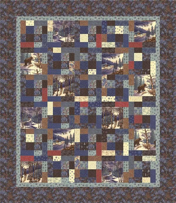 83 Best Images About Quilts On Pinterest Quilt Log