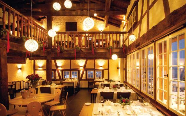 #Restauarant #cosy #gaultmillau #alpinedesign