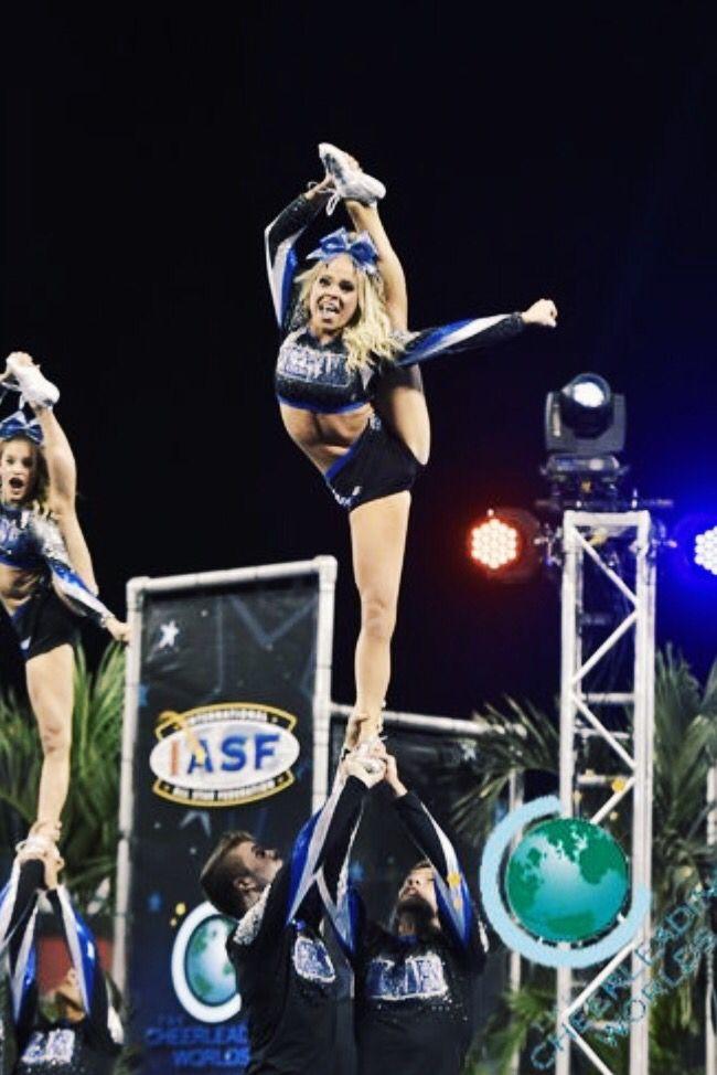 Cheer Athletics Cheetahs Lexi Goodman Worlds 2016