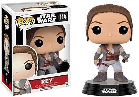 Star Wars Rey Funko Pop 114 Walgreens Exclusive Final Scene Outfit Jakku Funko Pop Star Wars Rey Star Wars Classic Star Wars