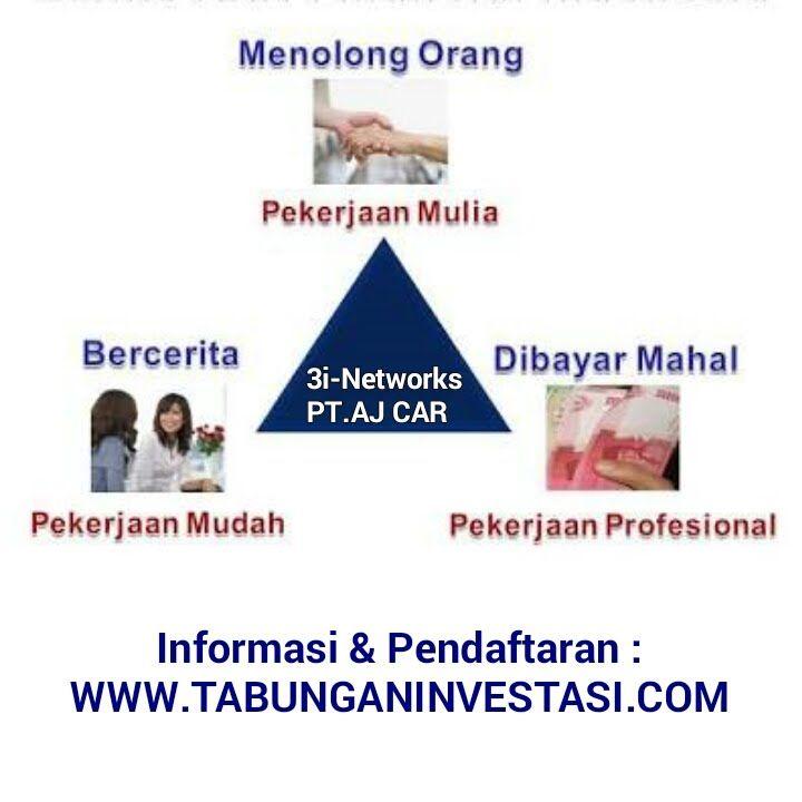 PRESENTASI ONLINE BISNIS TABUNGAN 3I-NETWORKS PT AJ CENTRAL ASIA RAYA SA...