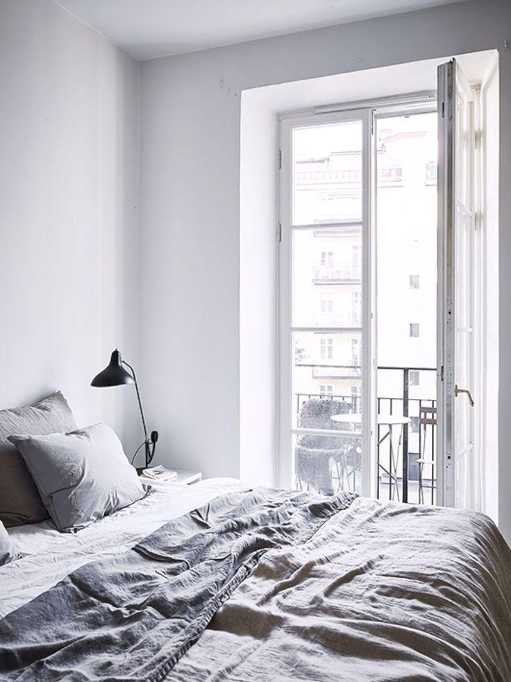 35 Scandinavian Bedroom Interior Design Part 95