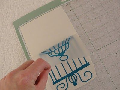 This website is full of tips on how to use your cricut.  I'm excited to play with these ideas!