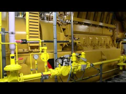 Caterpillar delivers cogeneration plant to Ontario district energy operator
