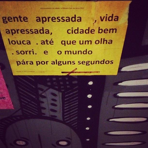 São Paulo - SP por @Túlio Notini