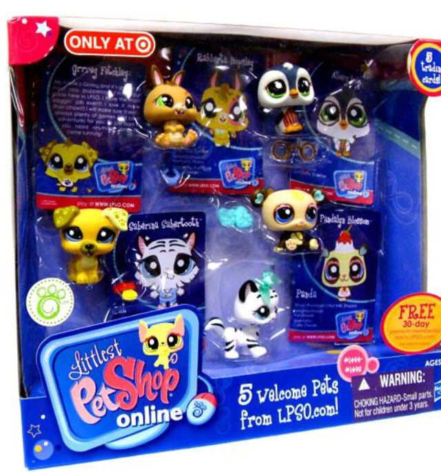 LPS Collector Pack