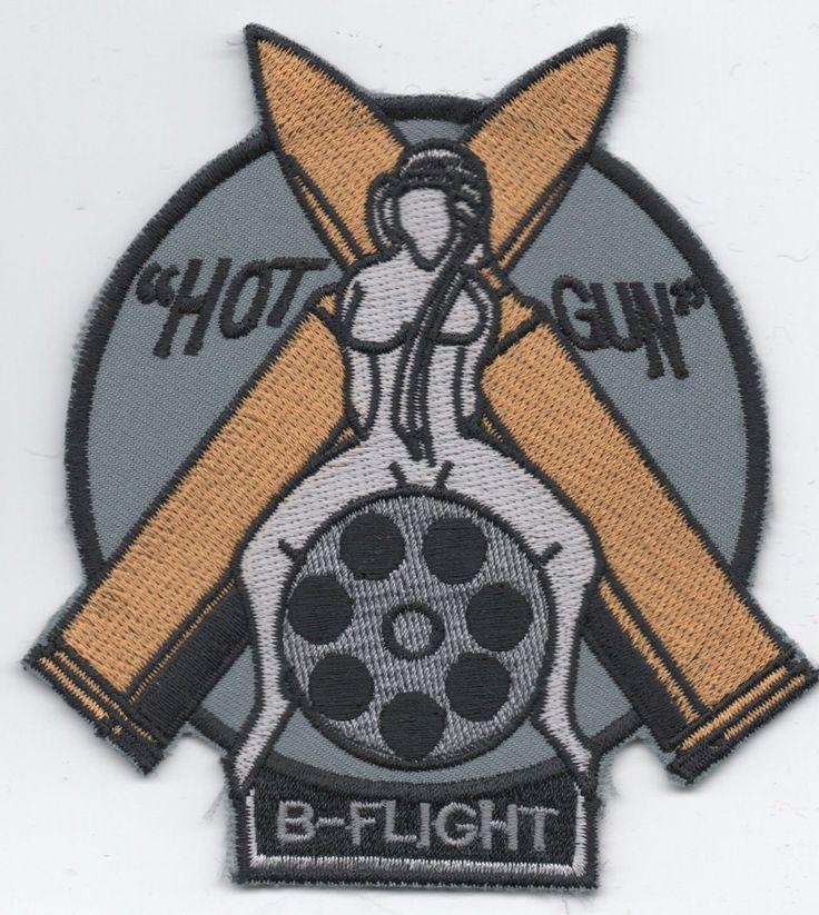 US Air Force 25th Fighter Sqdn Assam Draggins patch, A-10 Thunderbolt , B-Flight