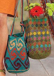 Flower Power Carryall Bag...Love it!