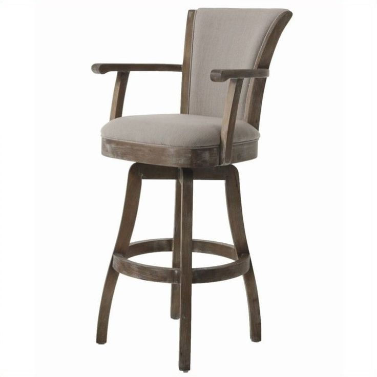 """Found it at cymax.com - Pastel Furniture 26"""" Glenwood Swivel Barstool in Natural"""