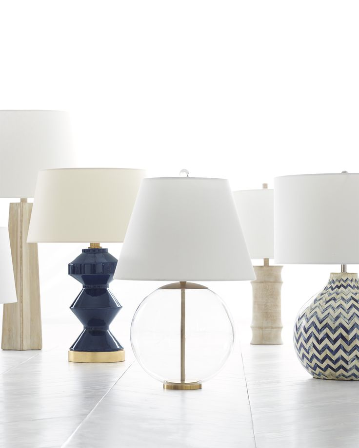 Table lamps via serena lily