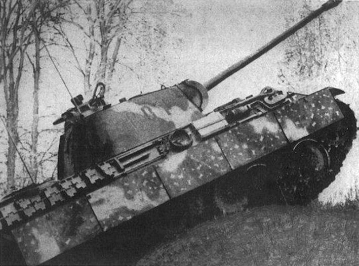 Panzer dans la Luftwaffe