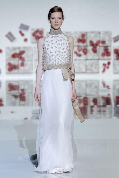 Vestidos de novia con cintas y lazos 2017: 30 diseños llenos de romanticismo Image: 18