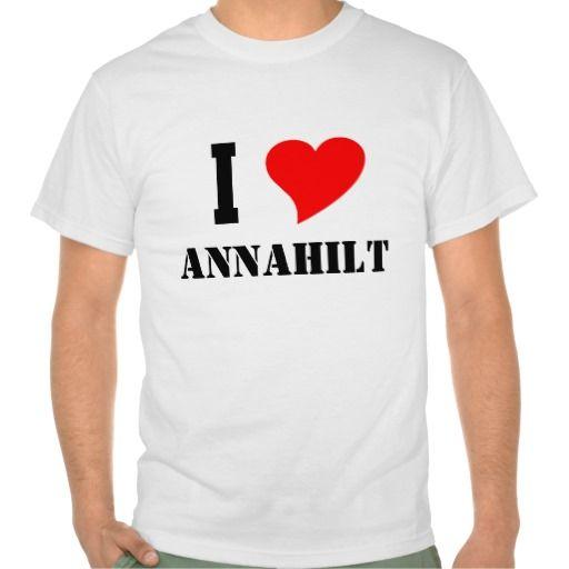 I <3 Annahilt