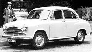 "Morris Cowley - bit of a forgotten car. My old pal Sam had one. A very comfortable, easy driving and ""better looking in the tin than in photos"" car. Lived on as the Hindustan Ambassador for many decades."