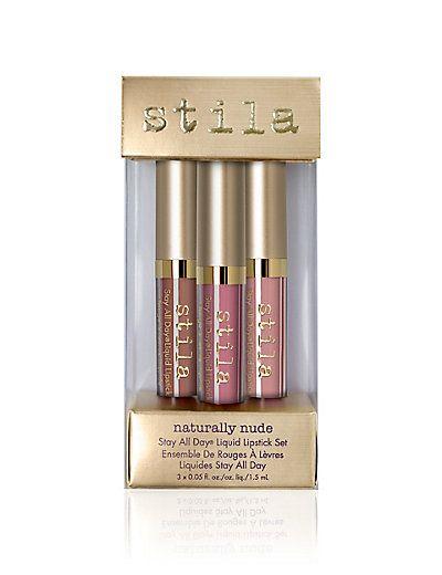 Stay All Day® Liquid Lipstick Gift Set (3 piece)   M&S