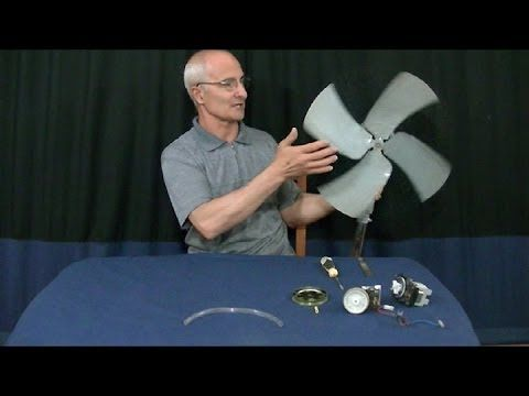 Generador Eolico Casero (muy facil)---Eolico Home Generator (very easy) - YouTube
