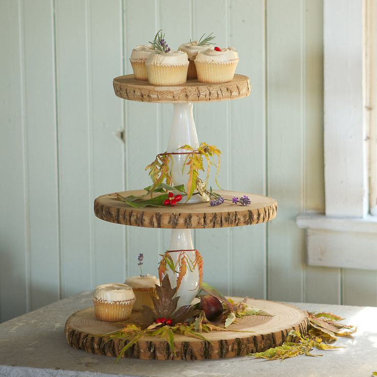 80 best wood crafts images on pinterest woodworking for Cupcake stand plans