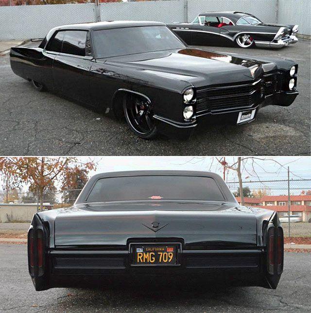"#Cadillac #Coupe #Deville 1965 Lowrider nicknamed ""#Ursala #Autók"