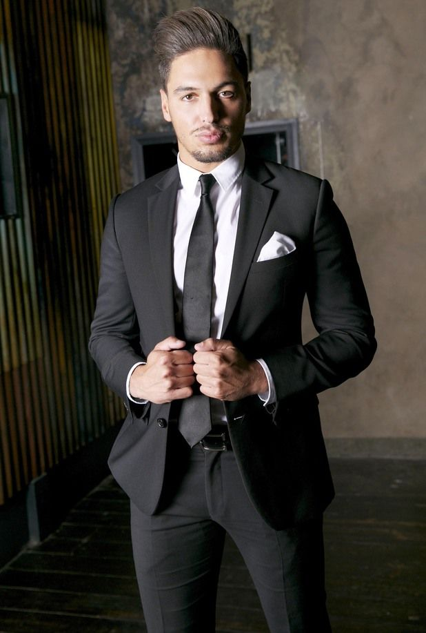 Celebrity Big Brother: This summer's housemate: Mario Falcone 23 aug 2013